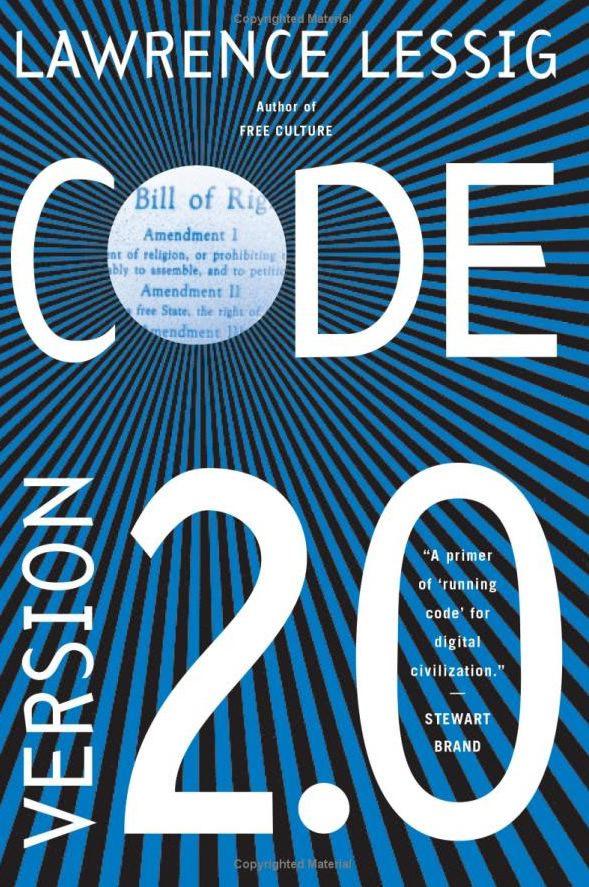 Code V2, Lawrence Lessig