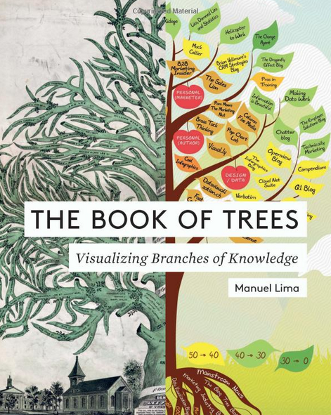 The book of trees - Manuel Lima