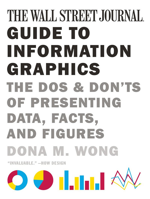 The Wall Street Journal. Guide to Information Graphics