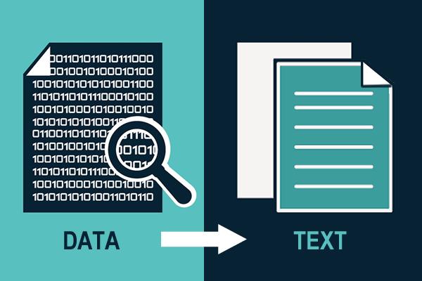 datatotext