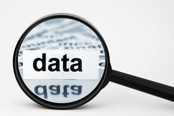 Data. Image: CanStockPhoto
